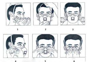ffp2口罩使用方法